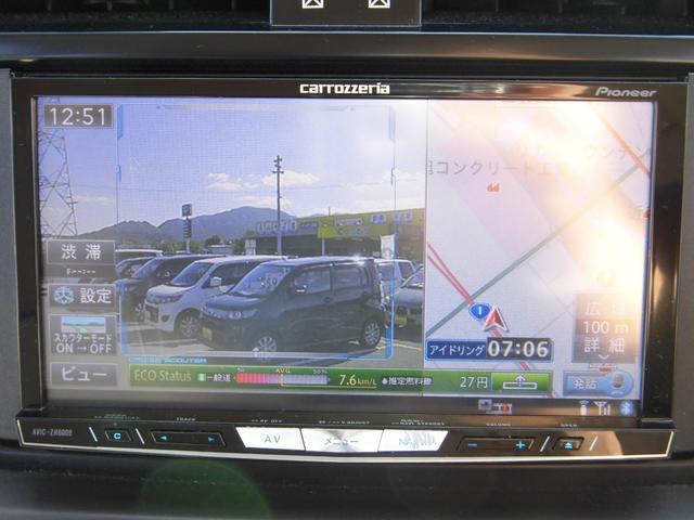 TX HDDナビ フルセグ ETC Bカメラ(18枚目)