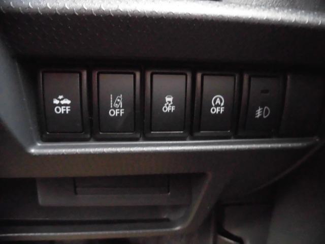タフワイルド 届出済未使用車 DCBS HID LEDフォグ(17枚目)