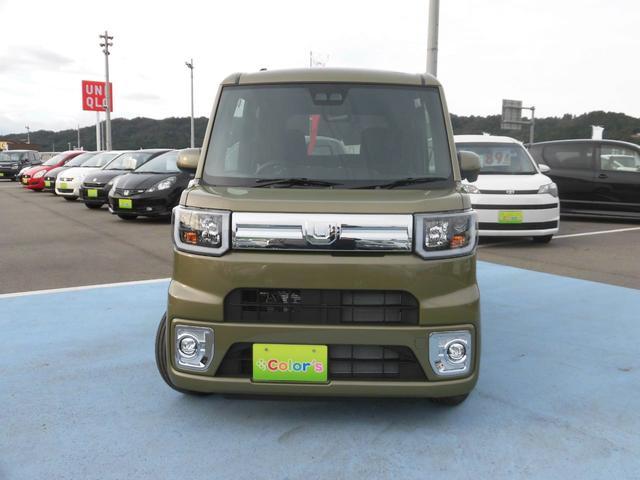 「ダイハツ」「ウェイク」「コンパクトカー」「滋賀県」の中古車2