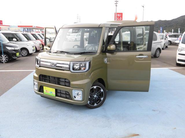 「ダイハツ」「ウェイク」「コンパクトカー」「滋賀県」の中古車12