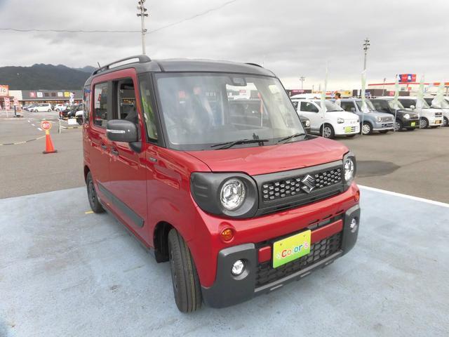 「スズキ」「スペーシアギア」「コンパクトカー」「滋賀県」の中古車3