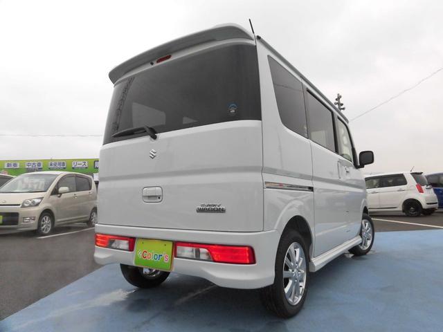 「スズキ」「エブリイワゴン」「コンパクトカー」「滋賀県」の中古車5