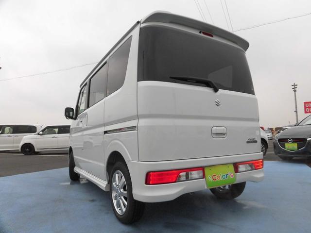 「スズキ」「エブリイワゴン」「コンパクトカー」「滋賀県」の中古車7