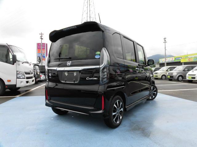「ホンダ」「N-BOX」「コンパクトカー」「滋賀県」の中古車5