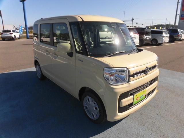 「スズキ」「スペーシア」「コンパクトカー」「滋賀県」の中古車3