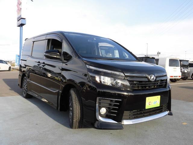 「トヨタ」「ヴォクシー」「ミニバン・ワンボックス」「滋賀県」の中古車3