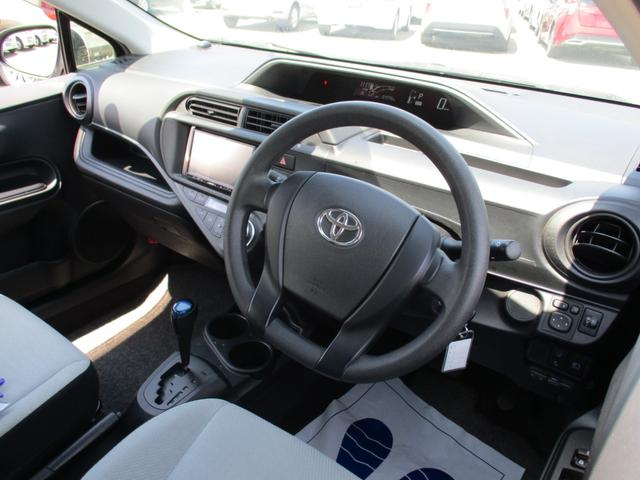L トヨタセーフティーセンス オートハイビーム 社外ナビ ETC車載器 オートエアコン(11枚目)