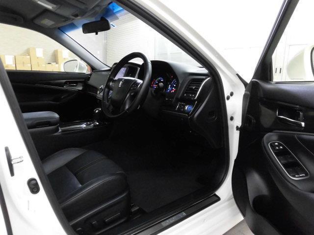 トヨタ クラウンハイブリッド アスリートS HDDナビ フルセグ ETC