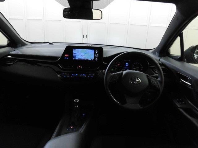 トヨタ C-HR S LEDエディション メモリーナビ ワンセグ DVD再生