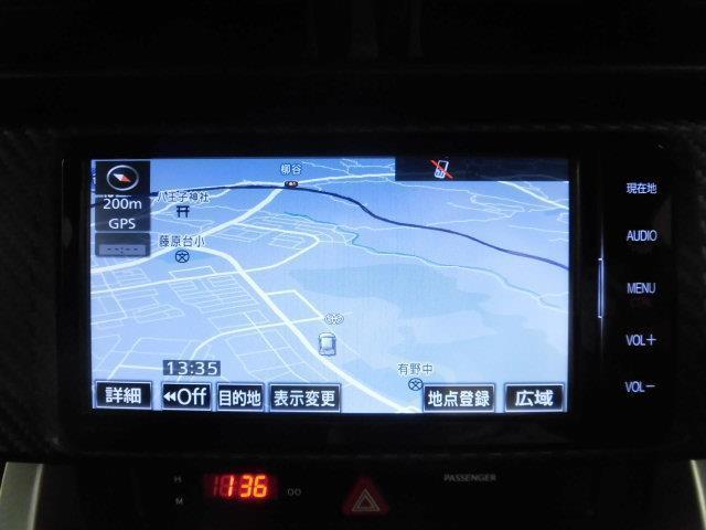 GT 地デジナビ CD DVD再生 バックカメラ ETC(10枚目)
