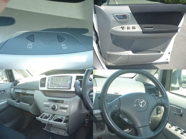 トヨタ ヴォクシー Z 煌 両側電動ドア ナビ HID ステアM