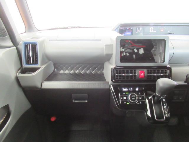 カスタムXセレクション パノラマモニター付き -サポカー対象車- 次世代スマアシ ミラクルオープンドア 両側オートスライドドア パノラマモニター対応 シートヒーター オートエアコン キーフリー(11枚目)