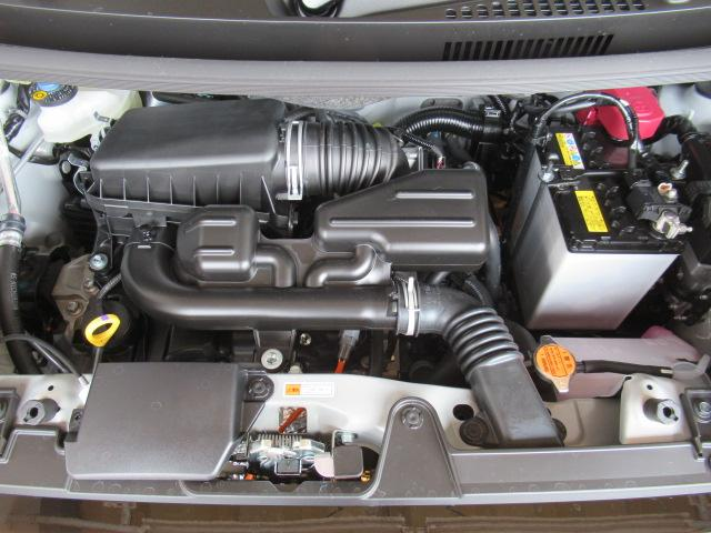 カスタムXセレクション パノラマモニター付き -サポカー対象車- 次世代スマアシ ミラクルオープンドア 両側オートスライドドア パノラマモニター対応 シートヒーター オートエアコン キーフリー(18枚目)