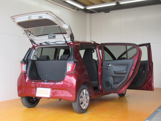 X リミテッドSAIII バックカメラ コーナーセンサー付き -サポカー対象車- スマアシ Bカメラ エアコン 電動格納ミラー パワーウインドウ パーキングセンサー キーフリー(9枚目)