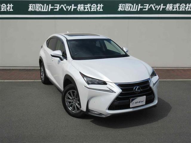 「レクサス」「NX」「SUV・クロカン」「和歌山県」の中古車3