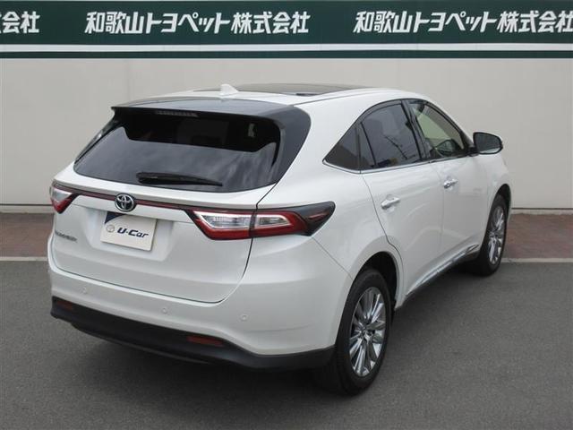 「トヨタ」「ハリアー」「SUV・クロカン」「和歌山県」の中古車2