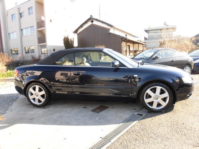 「アウディ」「A4」「オープンカー」「大阪府」の中古車21