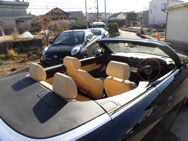 「アウディ」「A4」「オープンカー」「大阪府」の中古車52