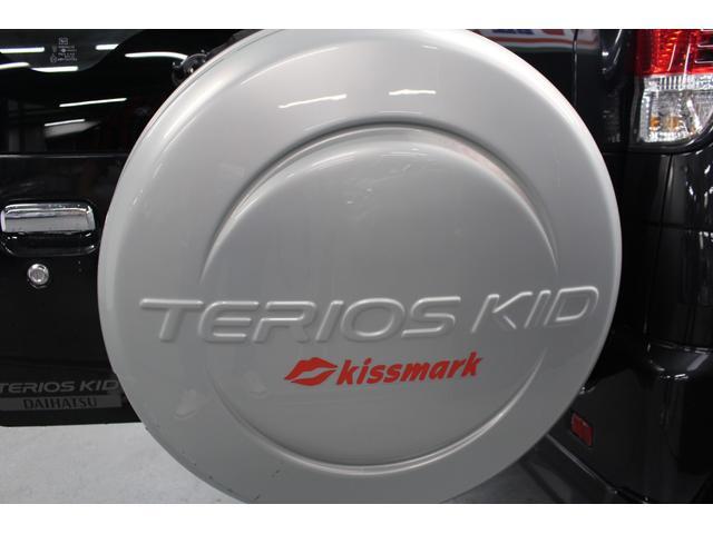 ダイハツ テリオスキッド キスマークL 純正AW 電動格納式ミラー エアコン CD