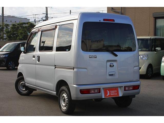 「トヨタ」「ピクシスバン」「軽自動車」「大阪府」の中古車27
