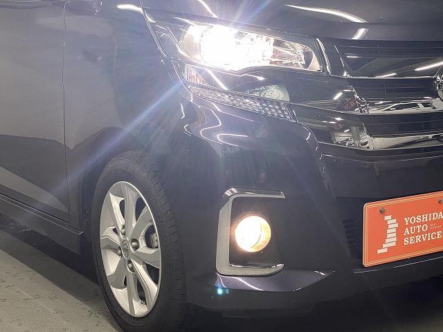 ハイウェイスター X 軽自動車 純正SDナビ フルセグ アラウンドビューモニター キセノン ETC(12枚目)