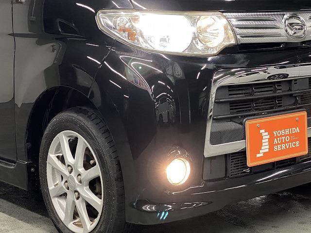 カスタムX 軽自動車 純正ナビ バックモニター 左側電動スライドドア 純正AW(12枚目)