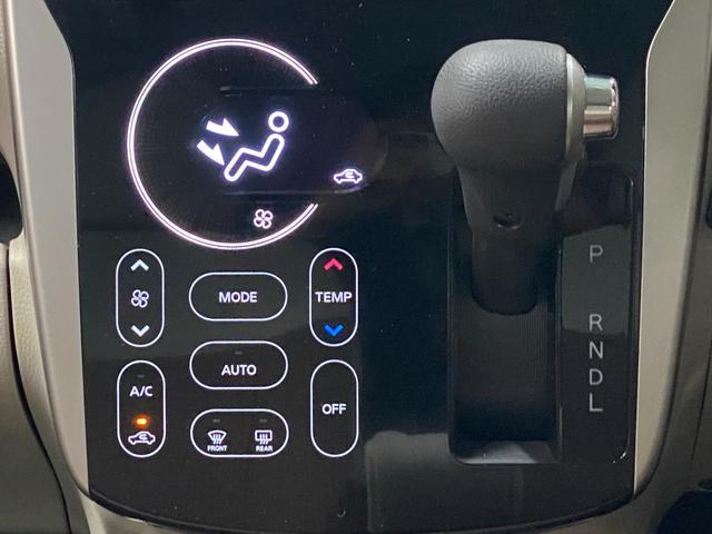M e-アシスト 軽自動車 フォグランプ プライバシーガラス 純正CD 運転席シートヒーター タッチパネルオートエアコン FCMブレーキアシスト 誤発進抑制機能(18枚目)