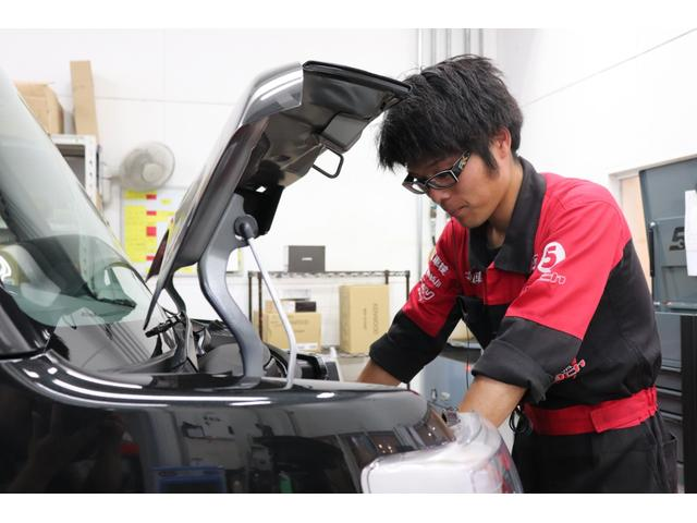 ハイウェイスター X バックモニター アラウンドビューモニター 社外ナビ  エアバッグ ABS 軽自動車 純正アルミホイール ETC HIDヘッドライト(33枚目)