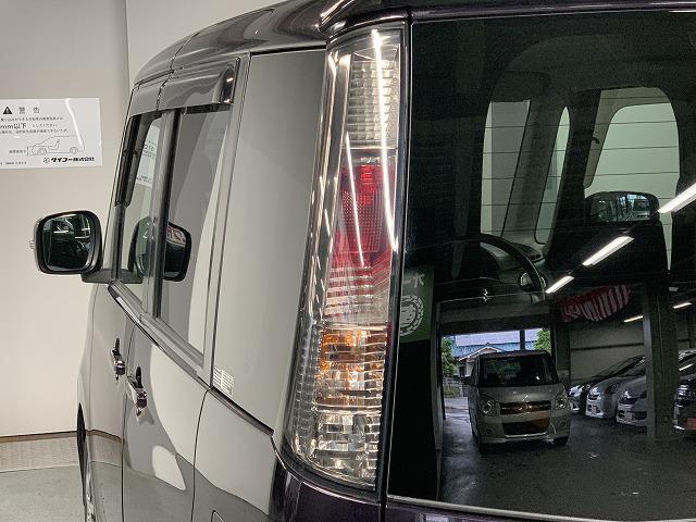 XS 社外オーディオ CD ETC 片側電動スライドドア 純正アルミホイール スマートキー プッシュスタート  フォグランプ オートエアコン 電動格納式ミラー Wエアバッグ ABS 軽自動車(21枚目)