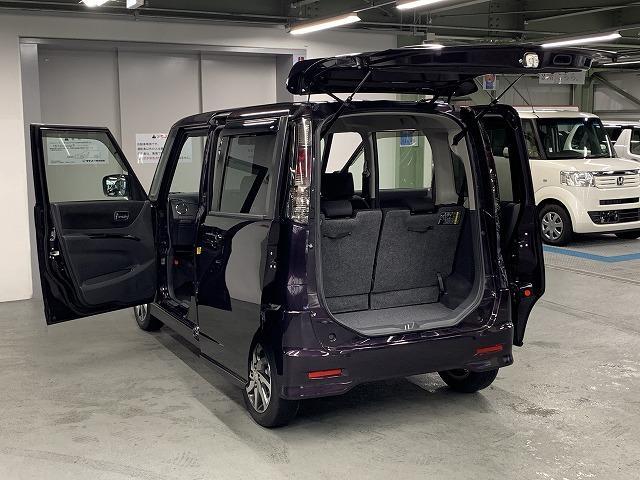 XS 社外オーディオ CD ETC 片側電動スライドドア 純正アルミホイール スマートキー プッシュスタート  フォグランプ オートエアコン 電動格納式ミラー Wエアバッグ ABS 軽自動車(26枚目)