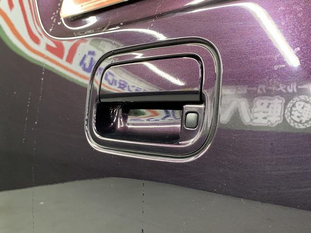 XS 社外オーディオ CD ETC 片側電動スライドドア 純正アルミホイール スマートキー プッシュスタート  フォグランプ オートエアコン 電動格納式ミラー Wエアバッグ ABS 軽自動車(28枚目)