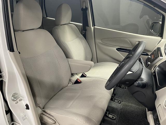 X 純正オーディオ CD キーレス オートエアコン 電動格納式ミラー サイドバイザー フロアマット 純正ホイルキャップ  ベンチシート アイドリングストップ Wエアバッグ ABS 軽自動車(13枚目)