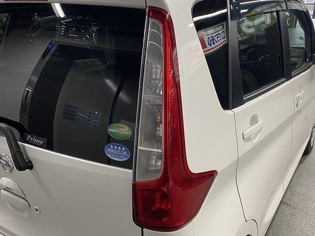 X 純正オーディオ CD キーレス オートエアコン 電動格納式ミラー サイドバイザー フロアマット 純正ホイルキャップ  ベンチシート アイドリングストップ Wエアバッグ ABS 軽自動車(32枚目)
