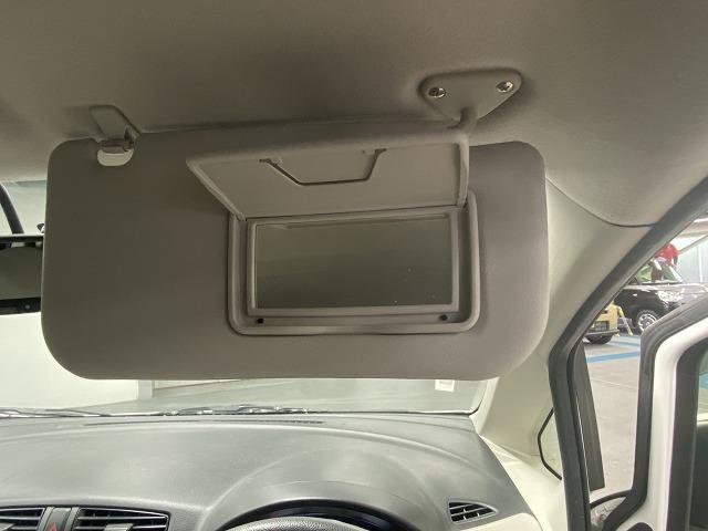 X 純正オーディオ CD キーレス オートエアコン 電動格納式ミラー サイドバイザー フロアマット 純正ホイルキャップ  ベンチシート アイドリングストップ Wエアバッグ ABS 軽自動車(39枚目)