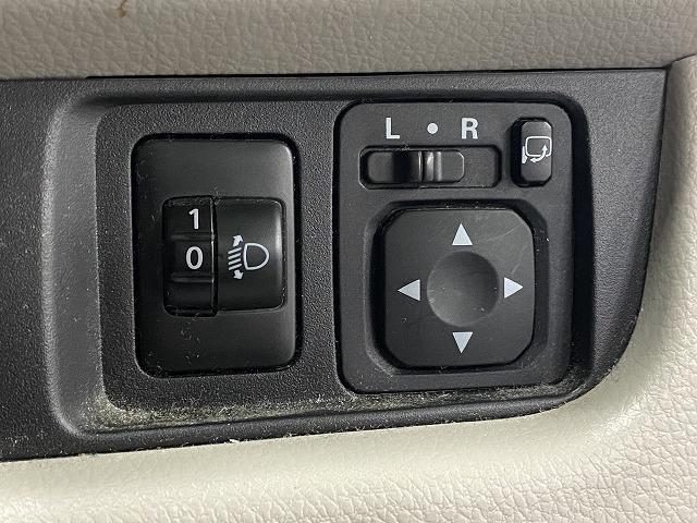 X 純正オーディオ CD キーレス オートエアコン 電動格納式ミラー サイドバイザー フロアマット 純正ホイルキャップ  ベンチシート アイドリングストップ Wエアバッグ ABS 軽自動車(41枚目)