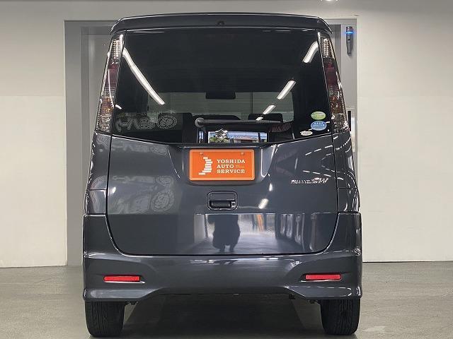 XS 社外ナビ ETC 片側電動スライドドア 純正アルミホイール スマートキー プッシュスタート フォグランプ オートエアコン  電動格納式ミラー フロアマット ベンチシート Wエアバッグ ABS 軽自動車(5枚目)