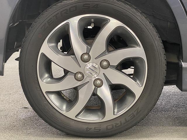 XS 社外ナビ ETC 片側電動スライドドア 純正アルミホイール スマートキー プッシュスタート フォグランプ オートエアコン  電動格納式ミラー フロアマット ベンチシート Wエアバッグ ABS 軽自動車(11枚目)