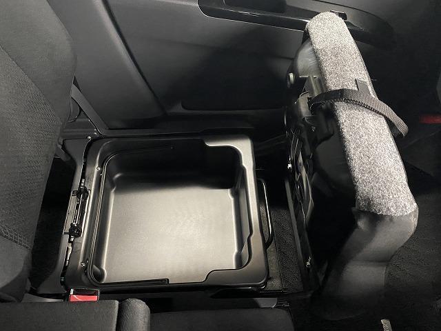 XS 社外ナビ ETC 片側電動スライドドア 純正アルミホイール スマートキー プッシュスタート フォグランプ オートエアコン  電動格納式ミラー フロアマット ベンチシート Wエアバッグ ABS 軽自動車(39枚目)