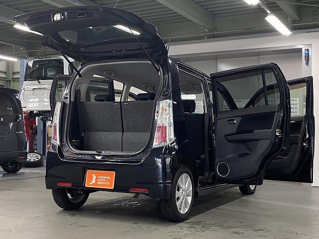 純正アルミホイール スマートキー プッシュスタート  フォグランプ オートエアコン 電動格納式ミラー サイドバイザー フロアマット ベンチシート  Wエアバッグ ABS 軽自動車 社外ナビ(33枚目)