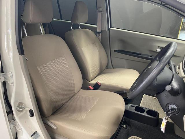 X 純正オーディオ マニュアルエアコン キーレス フロアマット サイドバイザー 電動格納ミラー パワーステアリング 軽自動車 ABS(17枚目)