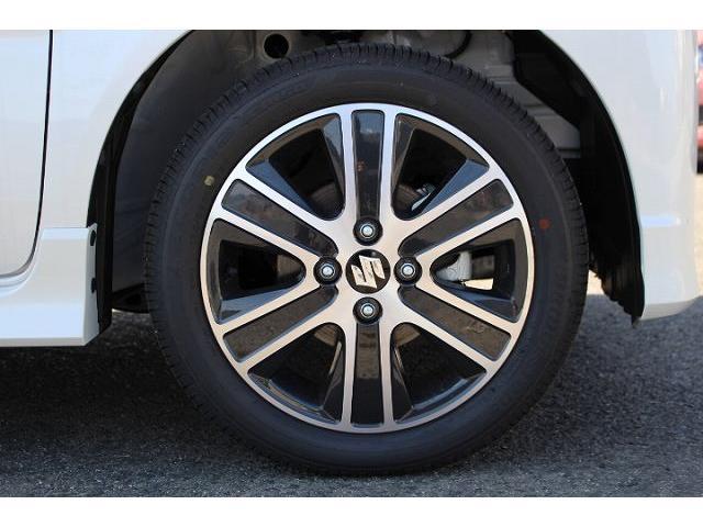 ハイブリッドT 軽自動車 届出済未使用車 ターボ キーフリー(18枚目)