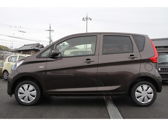 E 軽自動車 届出済未使用車 キーレスキー シートヒーター(5枚目)