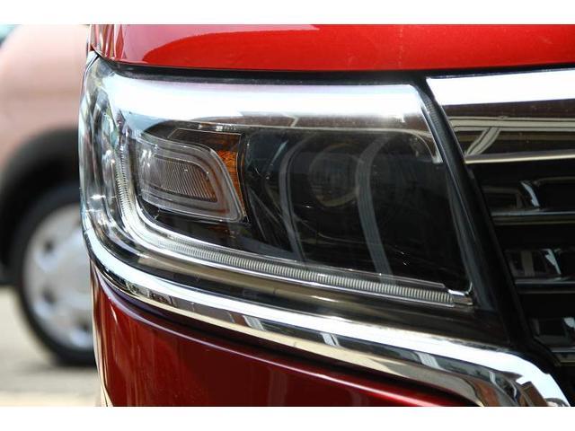 ハイブリッドXS 軽自動車 届出済未使用車 プッシュボタン(10枚目)