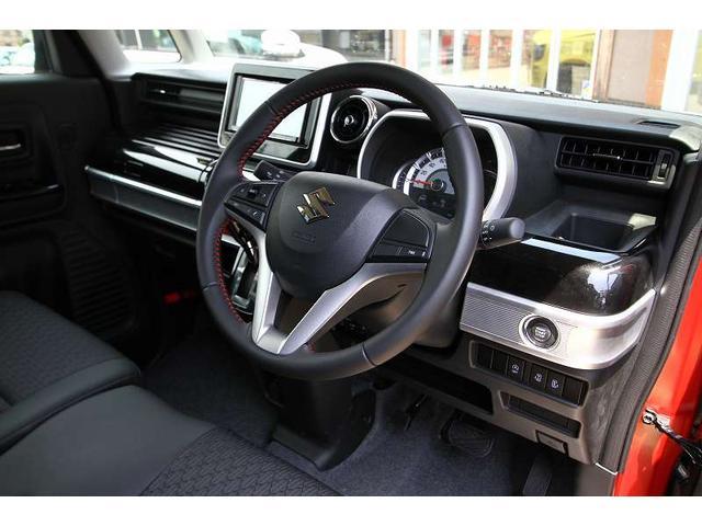 ハイブリッドXS 軽自動車 届出済未使用車 プッシュボタン(15枚目)