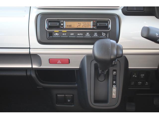 ハイブリッドX 軽自動車 届出済未使用車 衝突被害軽減ブレーキ スマートキー プッシュスタート 両側パワースライドドア(17枚目)