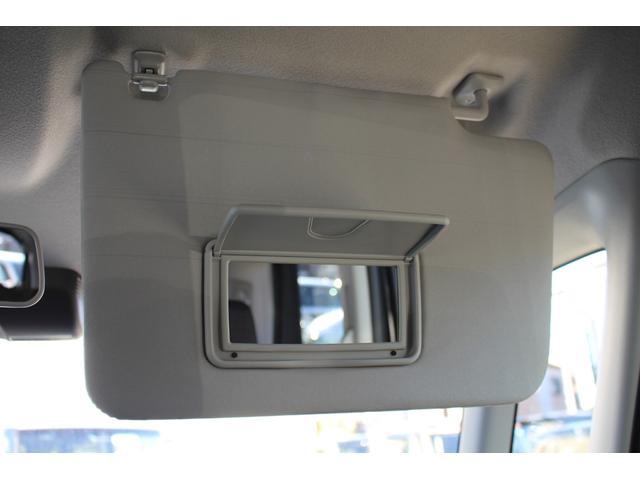 ハイブリッドX 軽自動車 届出済未使用車 衝突被害軽減ブレーキ スマートキー プッシュスタート 両側パワースライドドア(33枚目)