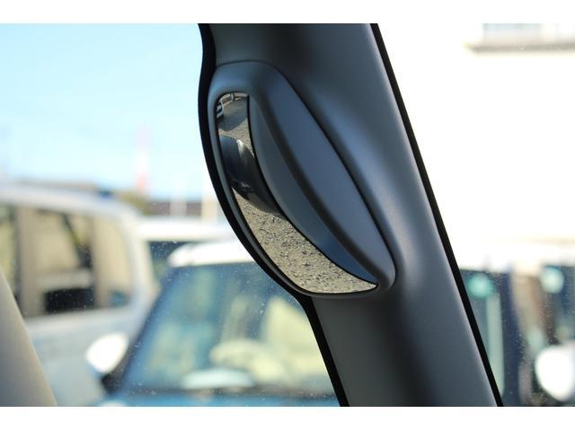 ハイブリッドX 軽自動車 届出済未使用車 衝突被害軽減ブレーキ スマートキー プッシュスタート 両側パワースライドドア(34枚目)