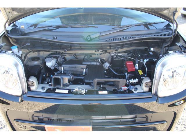 ハイブリッドX 軽自動車 届出済未使用車 衝突被害軽減ブレーキ スマートキー プッシュスタート 両側パワースライドドア(41枚目)