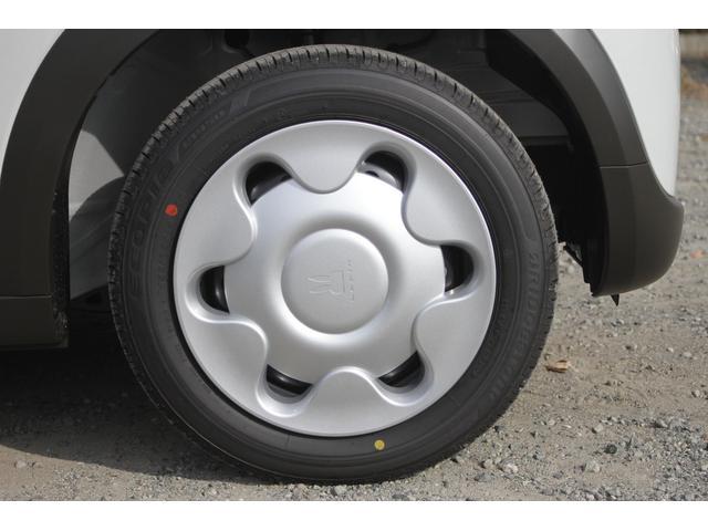 L 軽自動車 届出済未使用車 衝突被害軽減ブレーキ スマートキー プッシュスタート アイドリングストップ シートヒーター エアバッグ アンチロックブレーキシステム(13枚目)