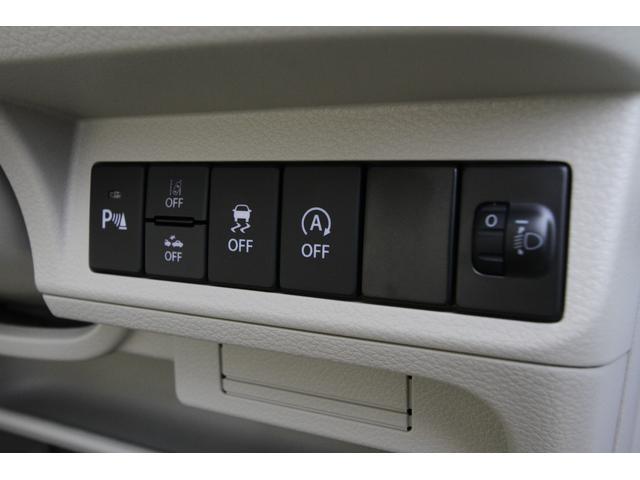 L 軽自動車 届出済未使用車 衝突被害軽減ブレーキ スマートキー プッシュスタート アイドリングストップ シートヒーター エアバッグ アンチロックブレーキシステム(18枚目)